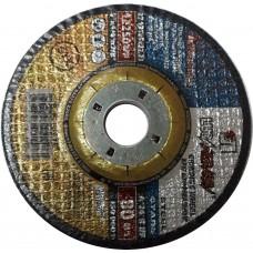 Круг зачистной  по металлу 125х6х22.2 мм Луга