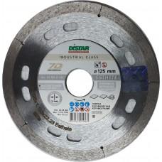 Алмазный диск DISTAR 125x22,23 мм. 1A1R HARD ESTHETE сплошной
