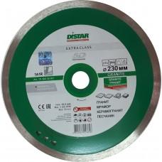 Алмазный диск DISTAR 230x2,2 мм. 1A1R GRANITE сплошной
