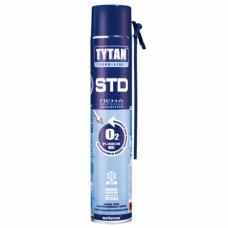 Пена монтажная бытовая зимняя TYTAN -10*С  750 мл